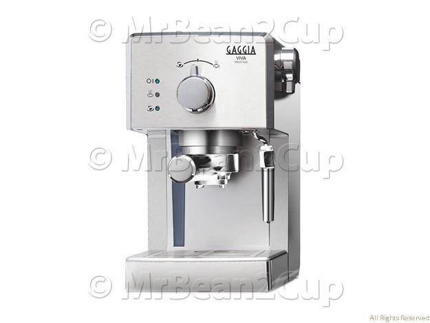 Gaggia Viva Prestige Coffee Machine