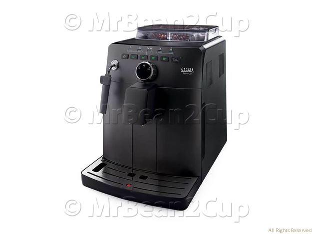 Gaggia Naviglio Black Super-automatic espresso machine 1