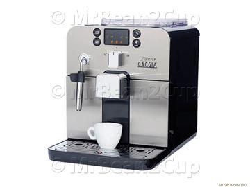 Gaggia Brera Black Bean to Cup Espresso Machine 1