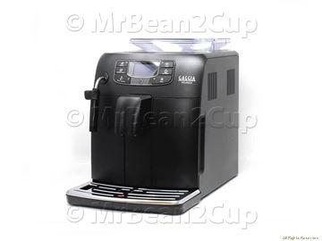 Gaggia Velasca Black Super-automatic espresso machine 1