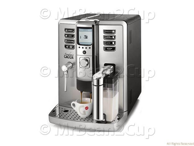 Gaggia Accademia Super-automatic Espresso Machine 1