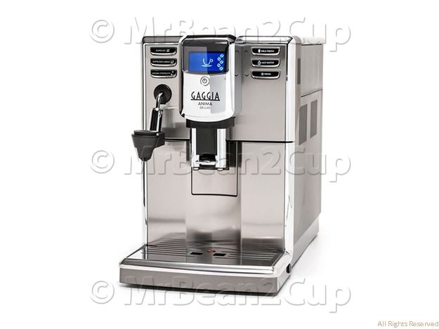 Gaggia Anima Deluxe Fully Automatic Coffee Machine 1