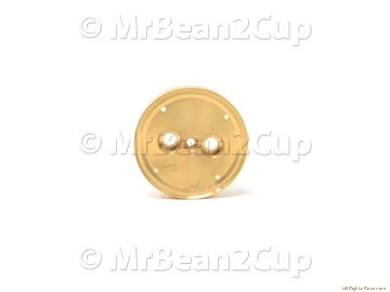 Picture of Gaggia Manual Shower Disc Holding Plate - Brass