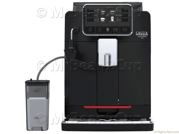 Gaggia Cadorna MILK Black Bean to Cup Coffee Machine