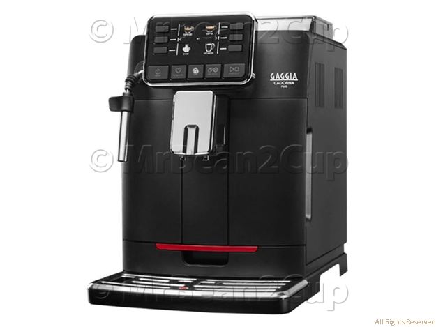 Gaggia Cadorna PLUS Black Bean to Cup Coffee Machine