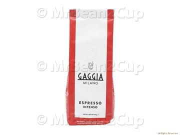 Picture of Gaggia Intenso Pre Ground Coffee Beans 250g Bag NEW BLEND