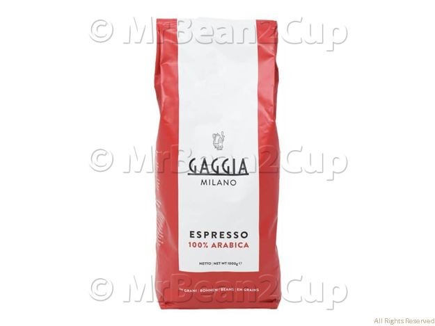 Picture of Gaggia 100% Arabica Whole Coffee Beans 1Kg NEW BLEND