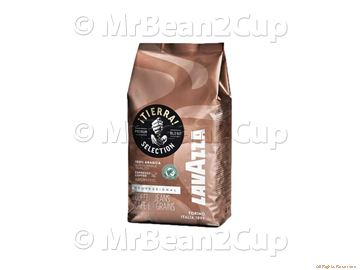 Picture of Lavazza Tierra Coffee Beans - 1kg