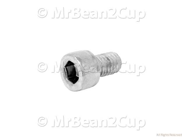 Picture of Gaggia MDF 6x10 Galvanized Screw