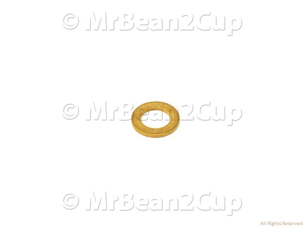 Picture of Gaggia Factory G105 and G106 Brass Washer for Steam Valve