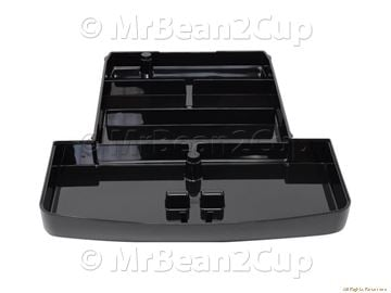 Picture of Saeco Gaggia Matt/Black Drip Tray NPR/H-P