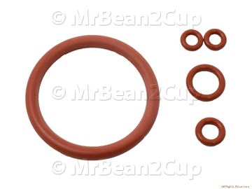 Picture of Gaggia Saeco Boiler Valve And Piston Gasket Kit(Gaggia Accademia etc)