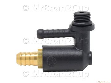 Picture of Gaggia L-F/BR.Safety Valve 11 Bar Assy.