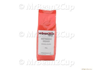 Picture of Mr Bean2Cup Coffee - Whole Espresso Beans - 250g