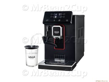 Picture of Gaggia Magenta Milk Black Bean to Cup Coffee Machine