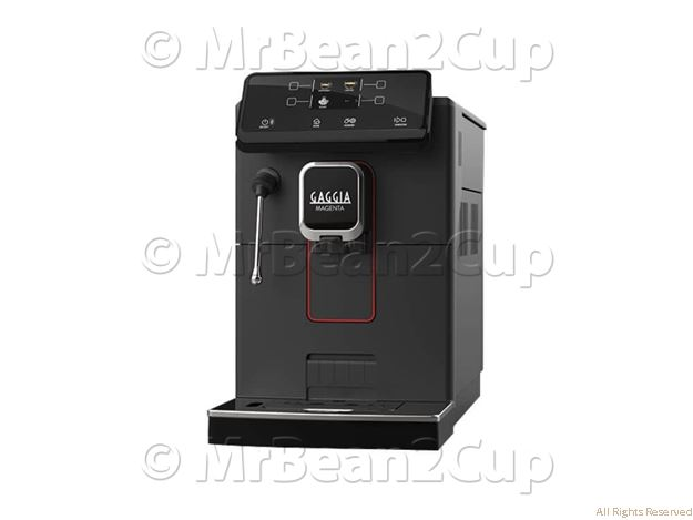 Picture of Gaggia Magenta Plus Black Bean to Cup Coffee Machine