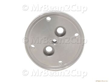Picture of Gaggia Manual Shower Disc Holding Plate - Stainless Steel