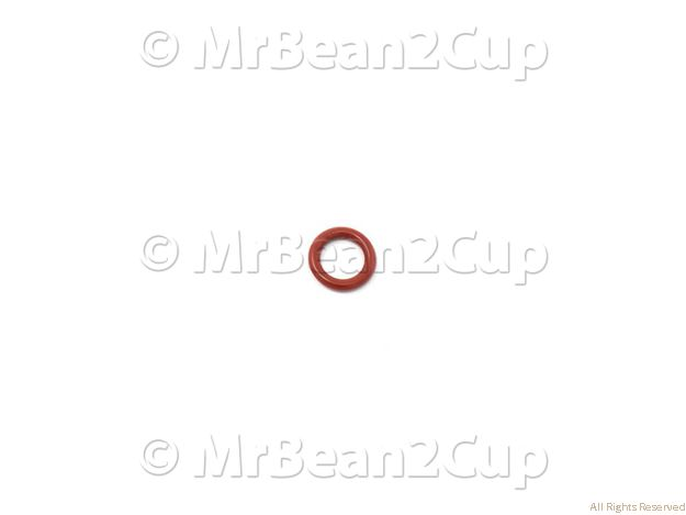 Picture of Delonghi O-Ring 0106 Red Silicone