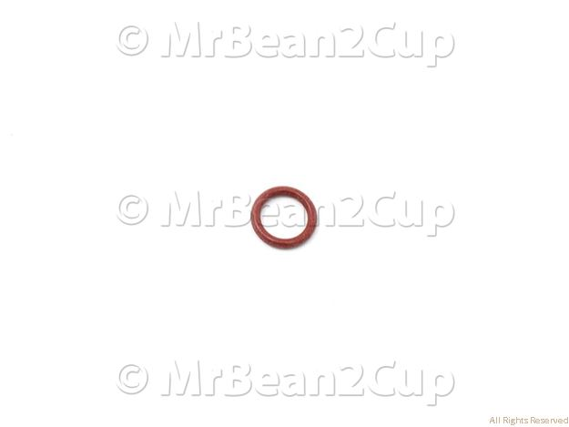 Picture of Delonghi O-Ring 0108 Red Silicone