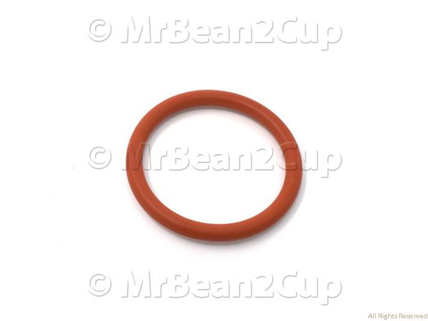 Picture of Delonghi O-Ring  0350-41 Red Silicone