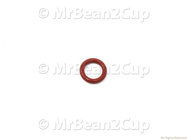 Picture of Delonghi O-Ring 0112 Red Silicone
