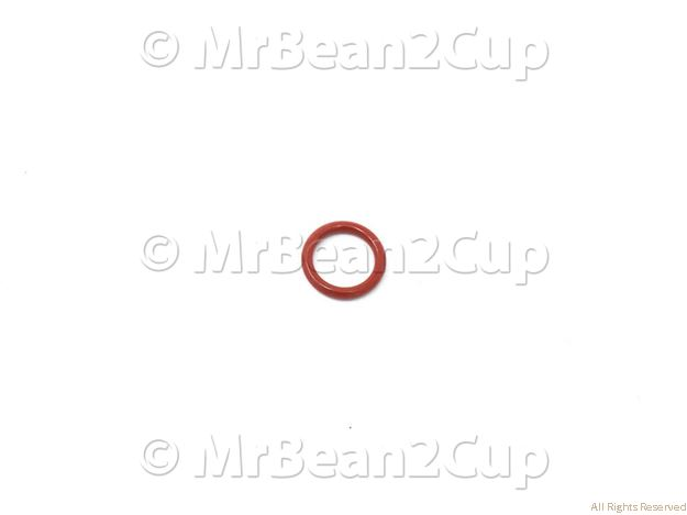 Picture of Delonghi O-Ring 02037 Red Silicone