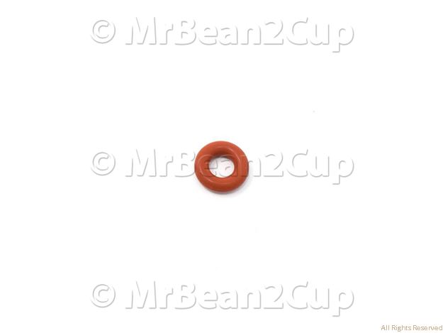 Picture of Delonghi O-Ring 0202 Red Silicone