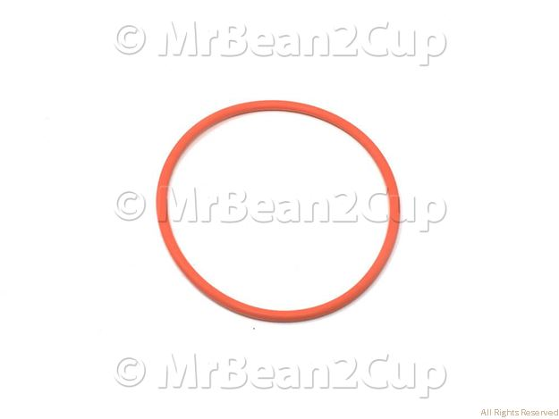 Picture of Delonghi O-Ring 04312 Red Silicone