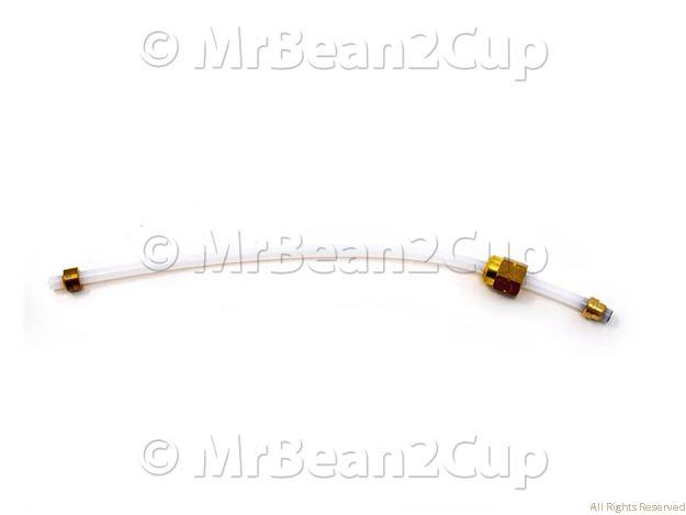 Picture of Delonghi Tube Ptfe L=180 Nut 1Bushe