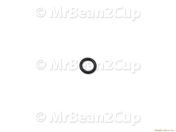 Picture of Delonghi O-Ring 0106 Black Silicone