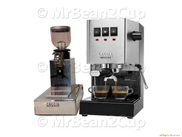 Picture of Gaggia Classic Coffee Station [NEMOX GRINDER]