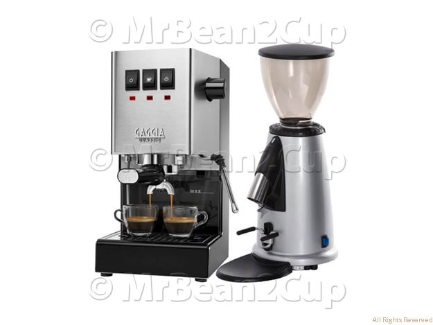Picture of Gaggia Classic Coffee Station [MACAP M2D]