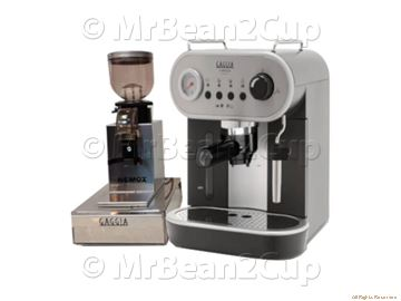 Picture of Gaggia Carezza Coffee Station [NEMOX GRINDER]