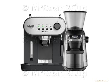 Picture of Gaggia Carezza Style and MD15 Grinder