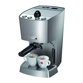 gaggia new espresso machine