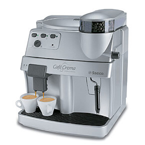 saeco cafe crema coffee machine repair service tips. Black Bedroom Furniture Sets. Home Design Ideas